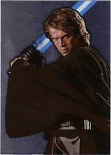 Star Wars Galaxy 5 silver foil set 1-15
