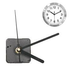 Rouge Noir Silencieux DIY Horloge Mouvement À Quartz Mécanisme Mains Pièce C0J9
