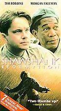 The Shawshank Redemption (VHS, 1995) Tim Robbins, Morgan Freeman