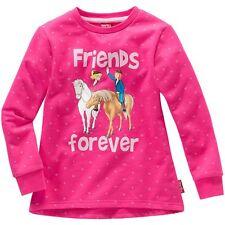 bambina sweatshirt BIBI UND TINA FRIENDS FOREVER maglione maglia