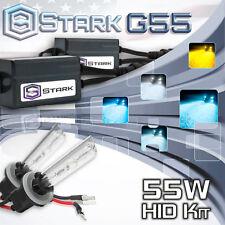Stark 55W MICRO Slim HID Light Xenon Kit Fog Lights Only - 880 881 893 899