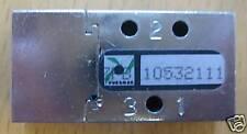 PNEUMAX M5 Filettatura 3/2 pilota Molla Pneumatica VALVOLA 10532111