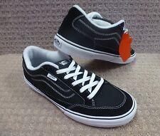 "Vans Men's Shoes ""Bearcat"" -- Black/White"