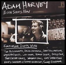 ADAM HARVEY - BOTH SIDES NOW CD ~ McCLYMONTS~JOHN WILLIAMSON~BECCY COLE ++ *NEW*