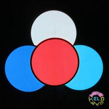 10cm Diameter Round EL Panel for Illuminated Dashboard Gauge