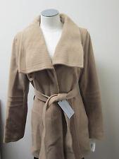 Andrew Marc Captive Wool Jacket Coat Camel  NWT