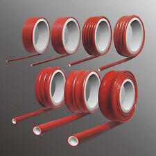 Glasfaser Schlauch Silikonschlauch Silikon Gewebeschlauch Temperatur Schlauch