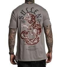 Sullen Hounds Blood Wolfs Dogs Tattoos Artist Inked Punk Urban T Shirt SCM2654