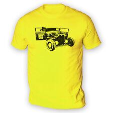 Ratlook Hot Rod PICK-UP T-shirt da uomo-x13-Colori Regalo HOT ROD AUTO AMERICANE