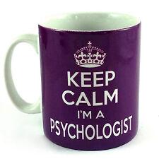 NEW KEEP CALM I'M A PSYCHOLOGIST GIFT MUG CUP PRESENT PSYCHOLOGY CLINICAL