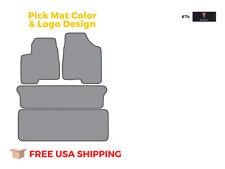 FITS 1999-2005 Pontiac Montana Floor Mat 4pc Cutpile