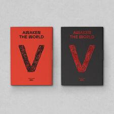 WayV Awaken The World 1st Album CD+Photobook+Photocard+Etc+Tracking Number