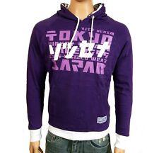 Vsct Clubwear Asia tokyo Blaster Hoodie purple 2in1 sweat wendehoodie pull