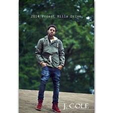 58056 Cole 2014 Forest Hills Drive Custom Singer FRAMED CANVAS PRINT UK