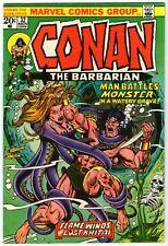 CONAN THE BARBARIAN  32   MAN BATTLES MONSTER