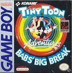 Tiny Toon Adventures: Babs' Big Break (Nintendo Game Boy, 1992)CARTRIDGE ONLY