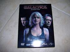 Battlestar Galactica - Seizoen 3 drie 5-DVD BOX Season