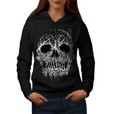 Tree Skull d'Horreur Women Hoodie New   wellcoda