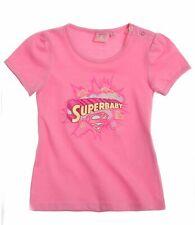 Superbaby super Baby T - Shirt Kurzarmshirt  Größe 62 , 68 , 80 , 86 , 92 rosa