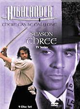 DVD: Highlander The Series - Season 3, Paolo Barzman, Jerry Ciccoritti,. Good Co