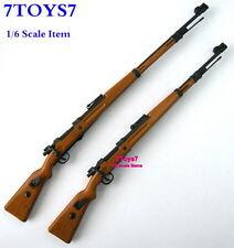 Factory No.6 1/6_ K98b + Gewehr 98 Postman Set _German Rifle Loose  FAX01A