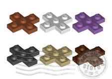 LEGO 15397 Piastra Croce 3x3, colore a scelta