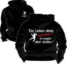 Handball Sport Vereine Kapuzensweatshirt Pullover Kapuzenjacke Bekleidung 25