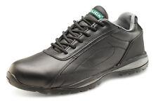 b-click CF7BL double densité Style Baskets Chaussures SBP noir/gris