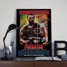 ZA604 ALIEN Horror Predator Classic Movie Vintage Poster Hot 40x27 36x24 18inch
