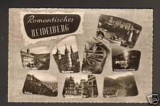 HEIDELBERG (ALLEMAGNE) ROMANTISCHES en 1961