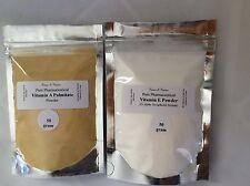 [2PK]VA Retinyl Palmitate & VE Water Soluble: Anti-aging, Reduce Wrinkles