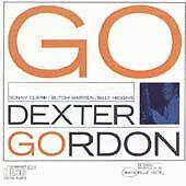 Dexter Gordon - Go (CD, 1988, Blue Note Records)
