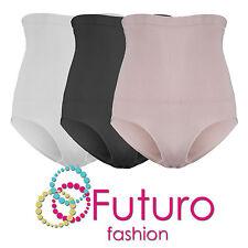Ex magasin de la lumière blanche contrôle minceur culotte-haute qualité avec spandex nvpl