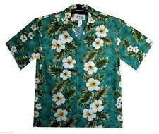 KY's Original Camisa Hawaiana 3 Colores Verde