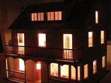 Puppenhaus Bau Szenerie 12v Led-Leuchtstreifen - Doppelte Dichte Version