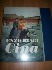 ENZO BIAGI-CINA-RIZZOLI-1979- CON COFANETTO-1° ED.
