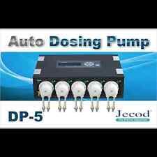 Jecod/bomba de dosificación Jebao auto-Marine Aquarium Doser - 2 3 4 5 vías y esclavo