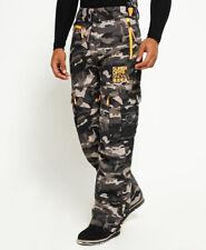 Nueva camisa para hombre Pantalones Negro Hielo Camo Nieve