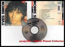 """YVES SIMON """"The Collection"""" (CD) 12 Titres 1991"""