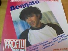 EDOARDO BENNATO OMONIMO  LP PROFILI  SIGILLATO