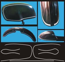 Adesivo  BMW R 100 1978 perfili bianchi - adesivi/adhesives/stickers/decal