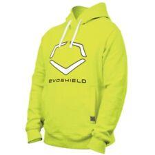 EvoShield Youth Neon Yellow EvoFleece Full Shield Hoodie