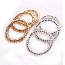 Sell Headbands Elastic Gold/Silver Leopard Ponytail Holder Hairbands Scrunchie