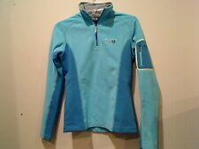 Mountain Hardwear Women's Microstretch 1/4 Zip T Fleece Top Shirt Save $40!!  XS