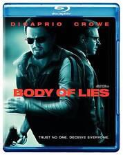Body of Lies (Blu-ray Disc, 2009) Leonardo DiCaprio Russell Crowe