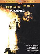 Narc, Good DVD, Ray Liotta, Jason Patric, Chi McBride, Dan Leis, Lloyd Adams, Jo