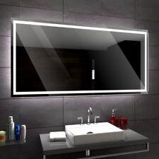 ATLANTA éclairé del Miroir salle de Bain personnalisé taille versions - à mesure