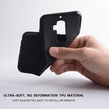 Prima de silicona suave TPU caso volver cubrir piel para LG/Moto/Sony Xperia/Nokia/HTC