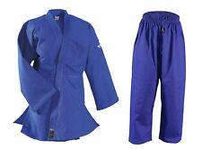 Judoanzug Randori blau von DAN RHO. (500 g/qm), 100%Baumwolle. Judo, SV Training