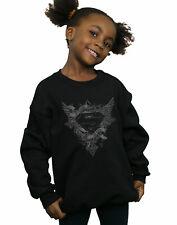 DC Comics Girls Superman My Father, My Hero Sweatshirt